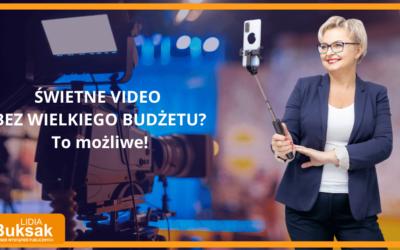 #22 Czy da się zrobić fajne, sensowne, przyciągające uwagę video bez dużego budżetu?